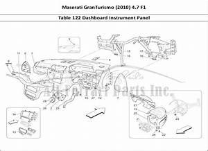 Buy Original Maserati Granturismo  2010  4 7 F1 122
