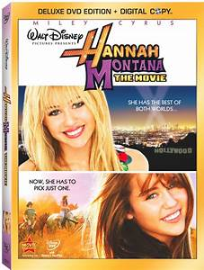 Heads Up On Hannah Montana The Movie And A Giveaway - Mom ...