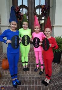 Friend Group Halloween Costumes