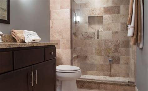 contemporary  bathroom  partial backsplash