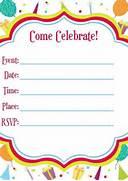 Happy Birthday Invitation Cards Happy Birthday Wedding Invites With Rsvp Cards Festival Tech Com Occasion Card 40 2w 40th Birthday Wedding Invitations Christmas Invitation Cards Festival Around The World
