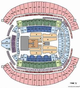 Seahawks Seating Chart Rows
