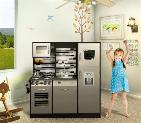 Naomi Home Kids Gourmet Kitchen Set, Espresso New  Ebay