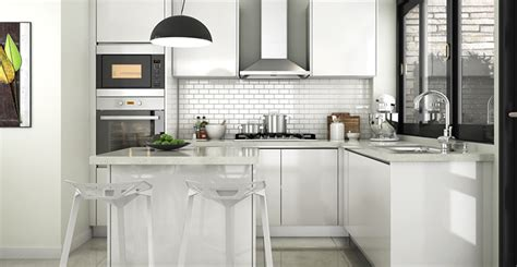 white lacquer kitchen cabinets should you choose matt or shiny gloss for kitchen 1430