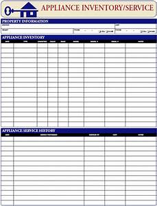 Unfurnished Property Inventory Form Download Landlord Inventory Templates In Microsoft Word