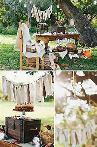 Kara39s Party Ideas Rustic Fall Thanksgiving Dessert Party
