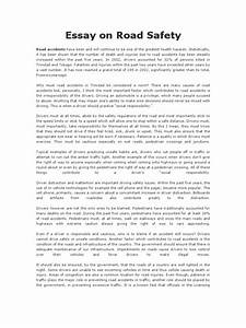 essay on safety and first aid