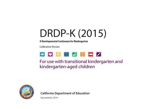 drdp forms desired results for children and families 719 | drdpkcover
