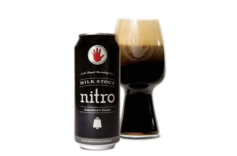 Raise A New Milk Stout Nitro Can To Celebrate Nitrovember
