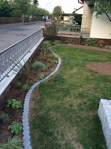 Bordure Plastique Jardin : bordure de jardin en plastique bio bordure gris clair ~ Premium-room.com Idées de Décoration