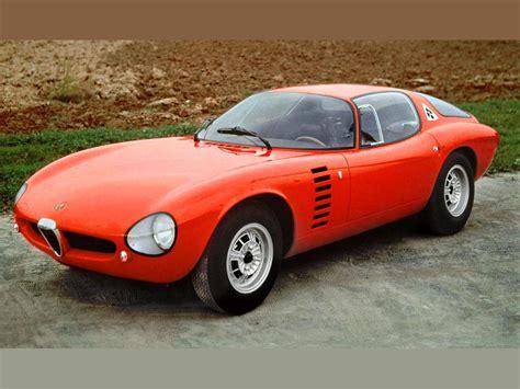 1964 Alfa Romeo Canguro Concept Supercarsnet