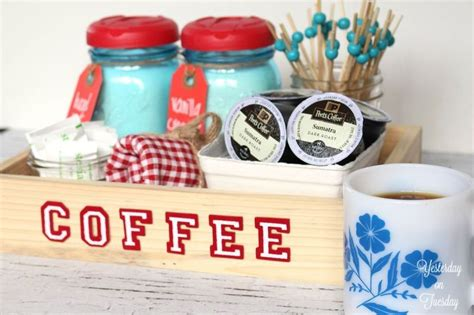 And for all you caffeine addicts we have lisa and karah back for another diy project. Clever Coffee Caddy   Mason jars, Mason jar diy, Mason jar kitchen