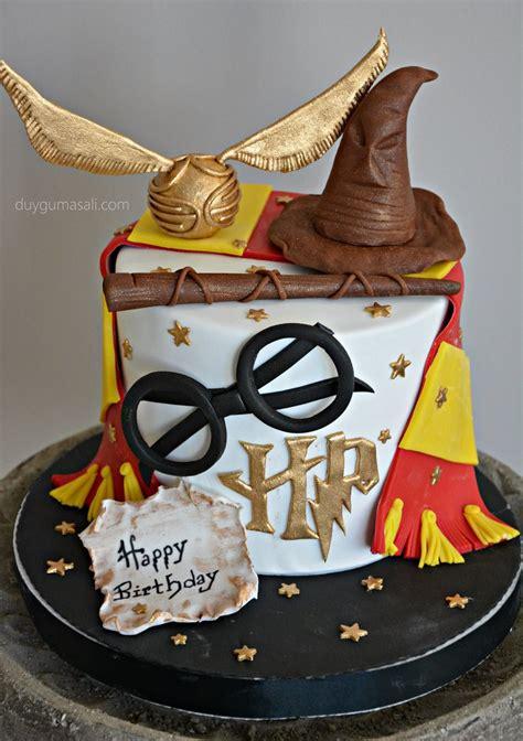 pin  daiana su torta torta  harry potter idee torta