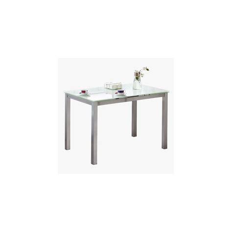 mesa de extensible cristal laura mesa de cocina barata