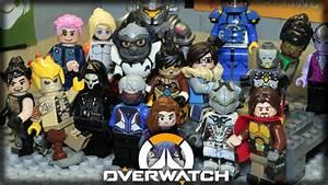 Lego Maakt Mogelijk Overwatch Sets