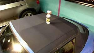 Réparation Capote Cabriolet : protection capote cabriolet detailing concept com youtube ~ Gottalentnigeria.com Avis de Voitures