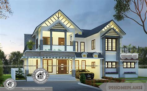 5 Cent Home Designs : Narrow Frontage Homes Designs With Two Story Modern Cute