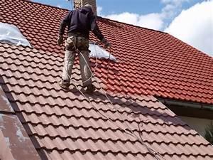 Nátěry plechových střech cena