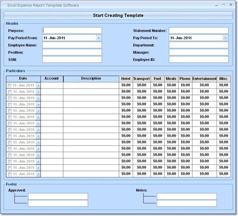 excel business expense template numpbodf
