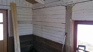 Obklady stěn a střešních prací