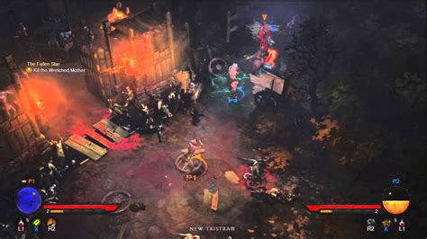 Diablo 3 On Ps3  Couch Coop [1]  Finally, Can Play With