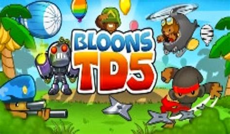 Bloons Td 5 Apk Sd Data Android Games Download