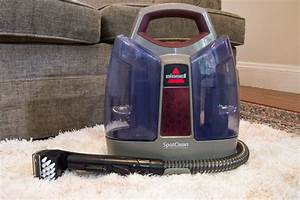 Spot Clean Carpet Steam Cleaner