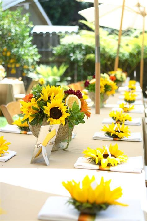 flowers for weddings best 25 yellow bridal showers ideas on 1385