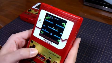 Fans Creatively Hack A Japanese Nes Classic And Diy An