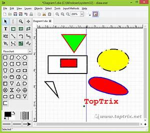 Free Diagram  U0026 Flow Chart Drawing Software