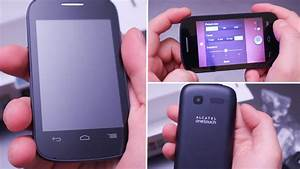 Alcatel One Touch Pop C1 Unboxing  U0026 Hands-on