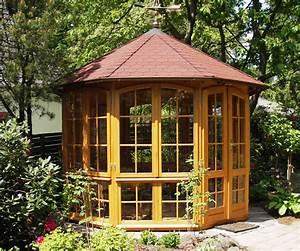 Gartenpavillon Holz Geschlossen : gartenhaus glas elegance ein gartenhaus von riwo ~ Whattoseeinmadrid.com Haus und Dekorationen