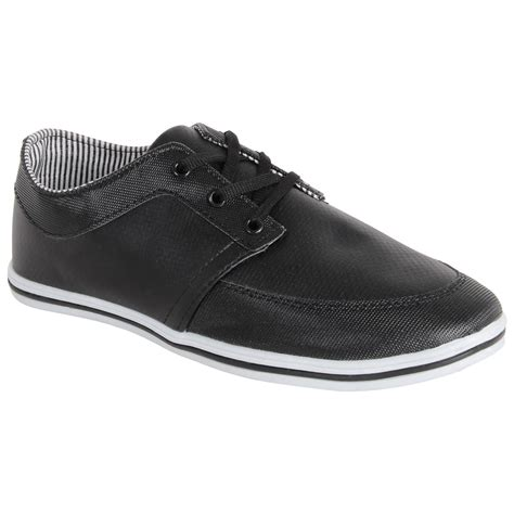 designer sneakers mens mens designer leather smart casual trainers deck boat