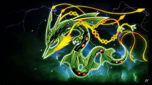 Mega Rayquaza vs Giratina, Palkia, Dialga, and Arceus ...