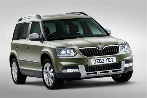 skoda yeti  price revealed auto express