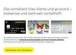 Miles And More Abrechnung : comdirect kreditkarte kostenlos bargeld abheben ~ Themetempest.com Abrechnung