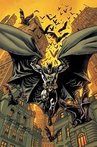 SUPER ANIMAL: Batman In Comics