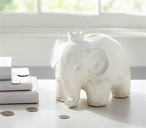 elephant bank pottery barn kids With banks bed pottery barn