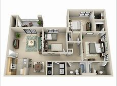 3 Bed 2 Bath Apartment in Moody AL The Oaks of St Clair