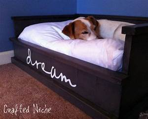 diy dog bed this is fab total pet peeve when my dogs With cute dog furniture