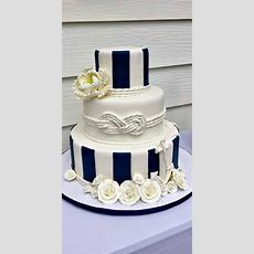 15 Nautical Rope Wedding Cakes • Diy Weddings Magazine
