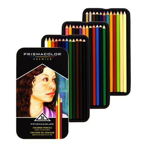 colored pencils prismacolor prismacolor premier colored pencils 36 set soft