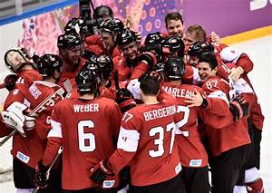 Golden moment: Team Canada delivers once again in men's ...