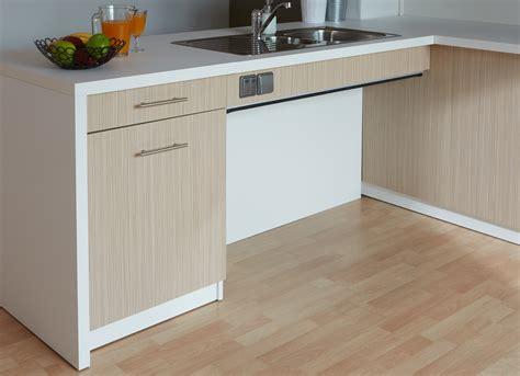 table de cuisine petit espace table coulissante sous plan travail obasinc com