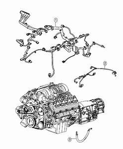 Dodge Durango Wiring  Engine