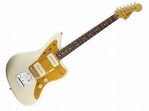 Squier J Mascis Jazzmaster Signature Guitar Unveiled