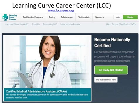 Learning Curve Career Center (lcc)