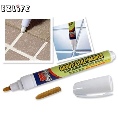 Bathroom Tile Grout Repair Products aliexpress buy 1pcs non toxic grout aide repair