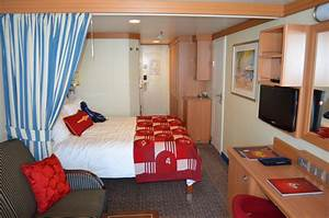Staterooms on Disney Cruise Line