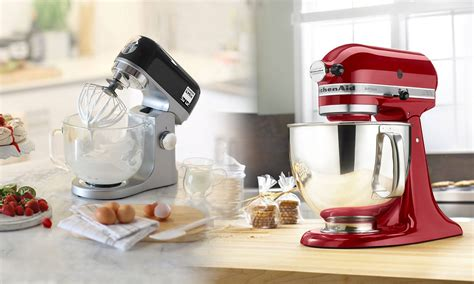 deals  kitchenaid  kenwood stand mixers